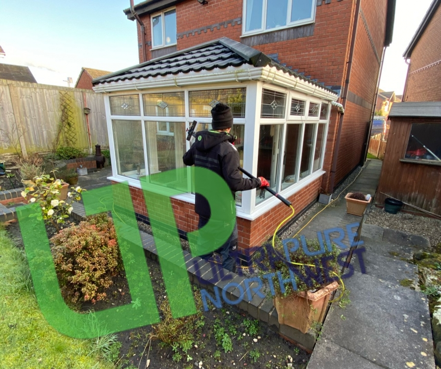 Conservatory Cleaning in Wigan, Bolton and across lancashire