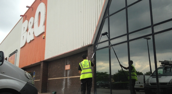 Commercial Window Cleaners in Wigan Leigh Bolton Bury