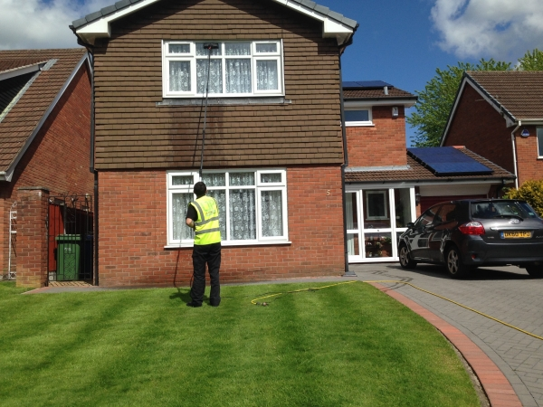 Window Cleaning in Lostock Bolton